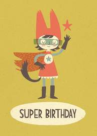 Nineteen Seventy Three: Super Birthday - Girl