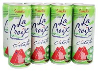 La Croix Curate Sparkling Water - Kiwi Sandia 355ml Can (8 Pack)
