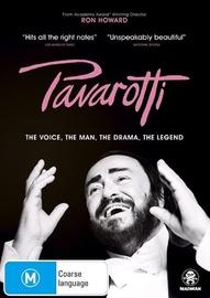 Pavarotti on DVD image