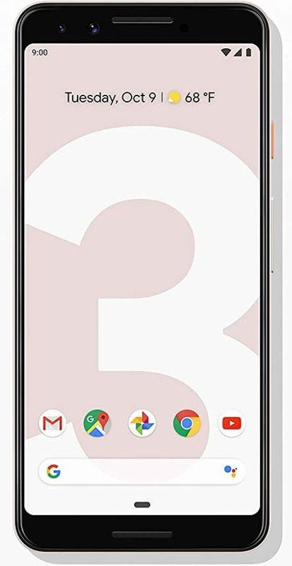 Google Pixel 3 64GB - Pink [Genuine Refurbished]