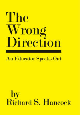 The Wrong Direction by Richard S. Hancock image