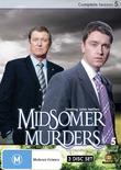 Midsomer Murders - Complete Season 5 (Single Case ) on DVD