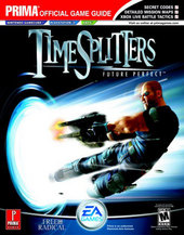 Time splitters:Future Perfect - Prima Official Guide for PS2