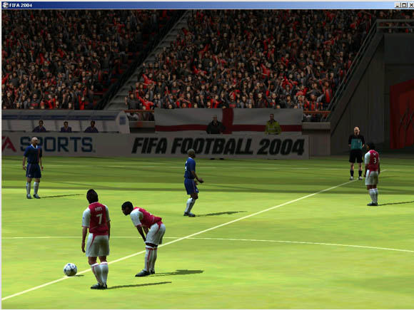 FIFA 2004 for PC Games image