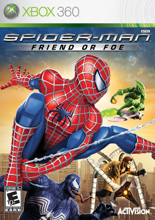 Spider-Man: Friend or Foe for Xbox 360