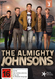The Almighty Johnsons - Series 3 DVD