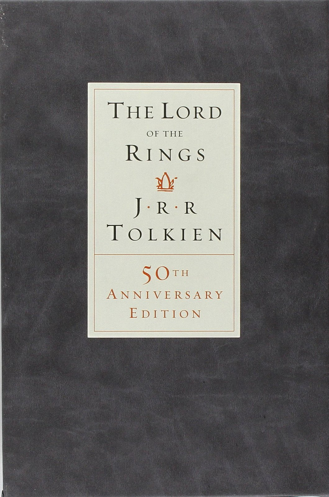 The Lord of the Rings (50th Anniversary Edition) by J.R.R. Tolkien image