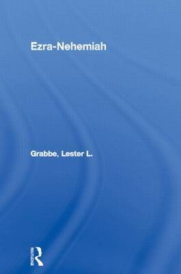 Ezra-Nehemiah by Lester L Grabbe