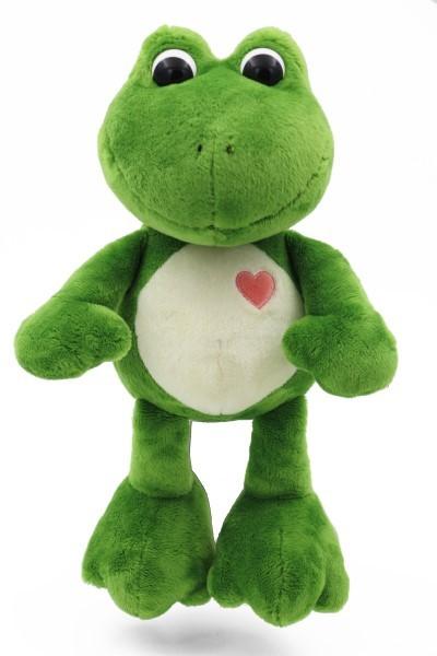 Nici: Frog Otto Plush - 35cm