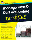 Management and Cost Accounting For Dummies - UK by Mark P. Holtzman