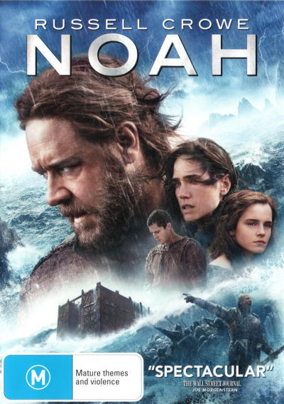 Noah on DVD