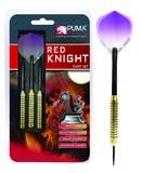 Puma: Red Knight Steel Darts - 24gm (Set of 3)
