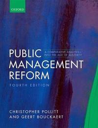 Public Management Reform by Christopher Pollitt image