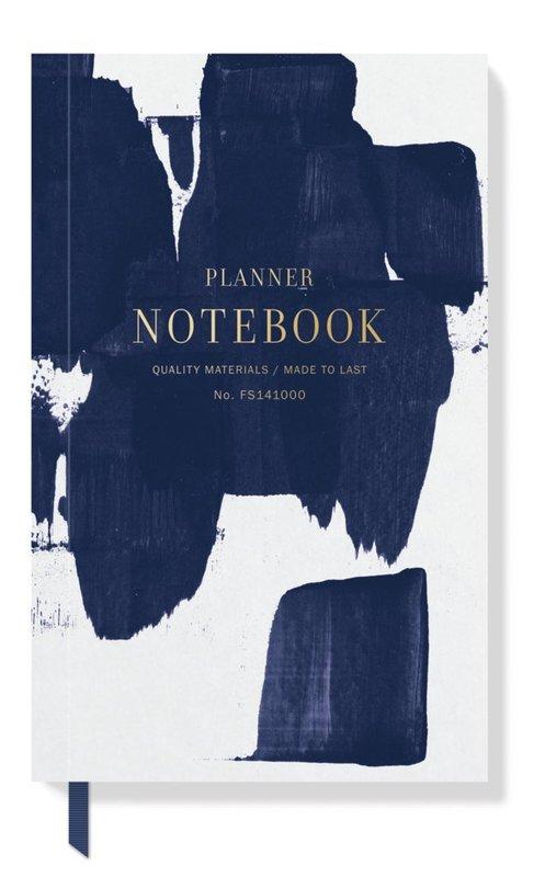 Fringe - Navy Planner Notebook