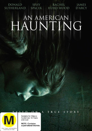American Haunting, An on DVD image