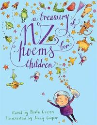 A Treasury of NZ Poems for Children, A by Paula Green