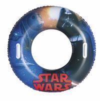 Bestway: Star Wars Darth Vader - Inflatable Swim Ring (91cm)