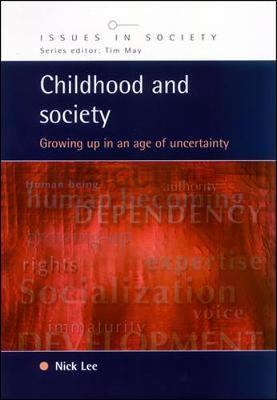 CHILDHOOD AND SOCIETY by Nick Lee