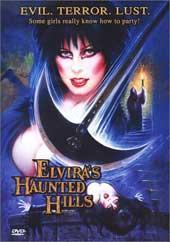 Elvira's Haunted Hills on DVD