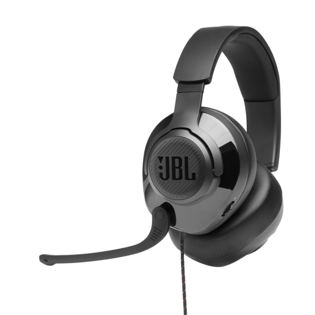 JBL Quantum 200 Wired Gaming Headset for PC