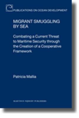 Migrant Smuggling by Sea by Patricia Mallia image