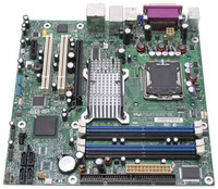 Intel Executive Motherboard Retail D945GTP mATX 1066/800/533 FSB image