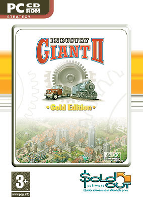Industry Giant II Gold Edition for PC image