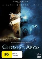 Ghosts Of The Abyss on DVD