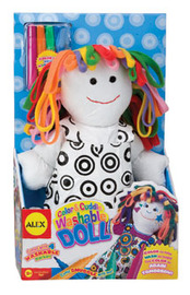Alex: Colour & Cuddle Washable Doll