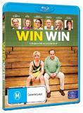 Win Win on Blu-ray