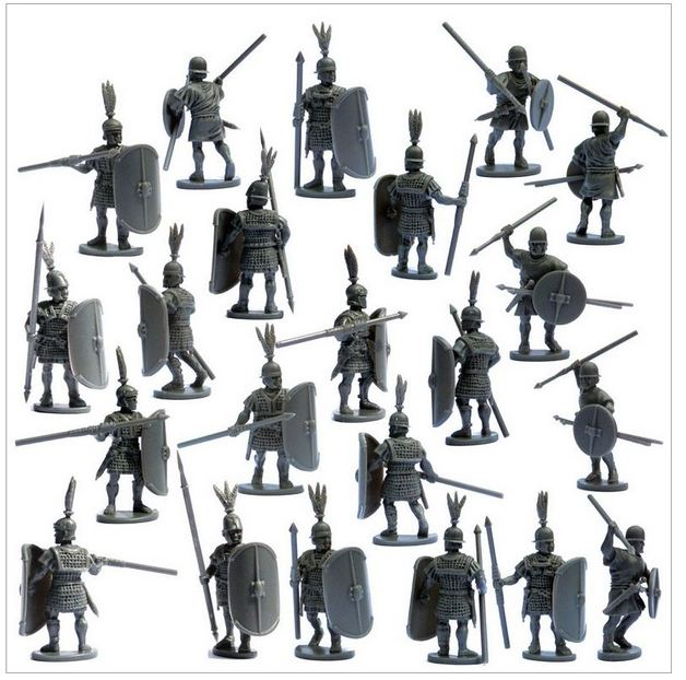 Victrix Rome's Legions of the Republic (I) Mail Armour ...
