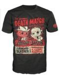 Freddy vs Jason - Pop! T-Shirt (XXL)