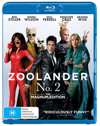 Zoolander 2 - Magnum Edition on Blu-ray