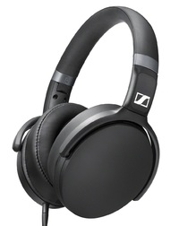 Sennheiser: HD 4.30I - Over Ear Headphones (Black)