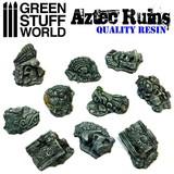 Green Stuff World: Aztec Ruins Set