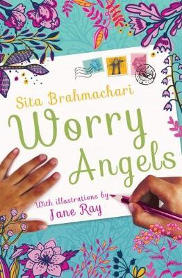 Worry Angels by Sita Brahmachari image