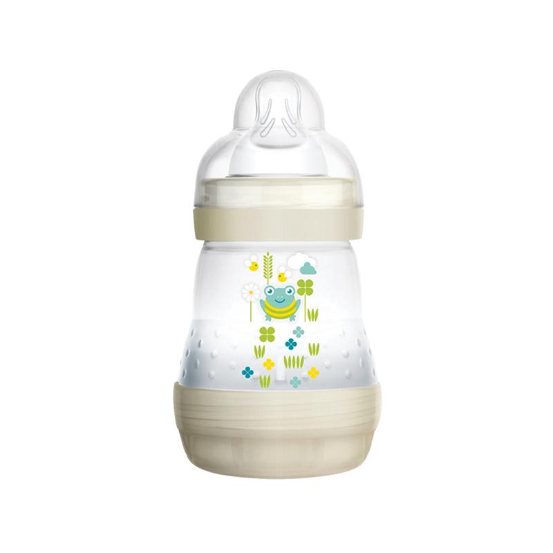 MAM Anticolic Feeding Bottle 160ml - Single (White) image