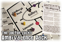 Kill Doctor Lucky: Ambivalence Pack Expansion image