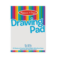 Melissa & Doug: Drawing Paper Pad