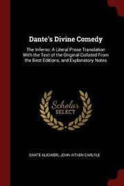Dante's Divine Comedy by Dante Alighieri image