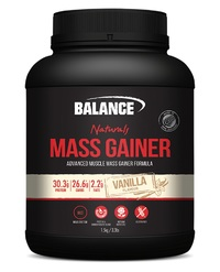 Balance Naturals Mass Gainer - Chocolate (1.5kg)