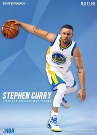 NBA: Stephen Curry - 1/9 Scale Action Figure