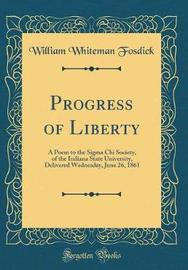 Progress of Liberty by William Whiteman Fosdick image