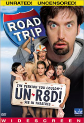 Road Trip - Unseen and Explicit on DVD