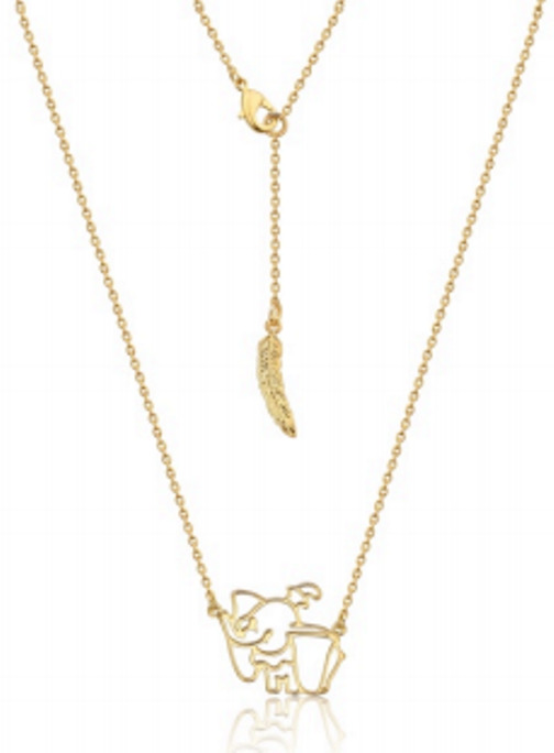 Couture Kingdom: Disney - Dumbo Necklace (Gold)