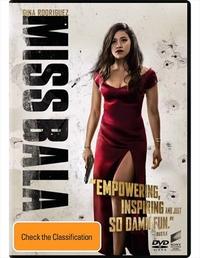 Miss Bala on DVD