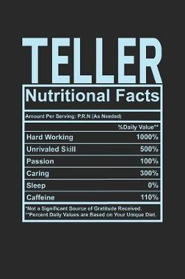 Teller Nutritional Facts by Dennex Publishing image