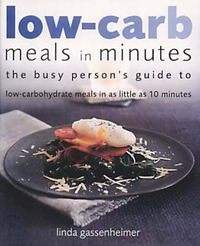 Low-carb Meals in Minutes by Linda Gassenheimer image