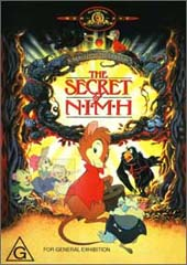 Secret of Nimh on DVD