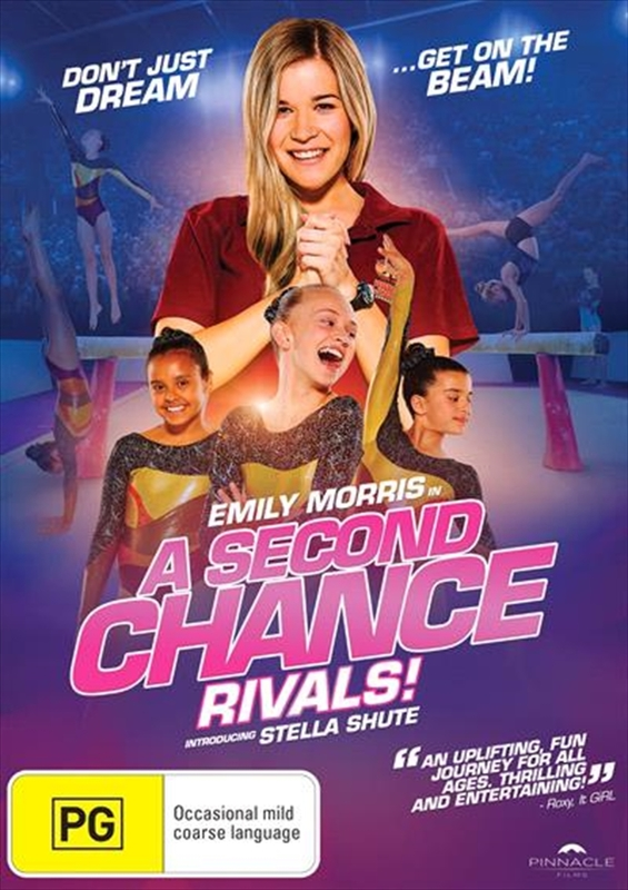 A Second Chance: Rivals! on DVD